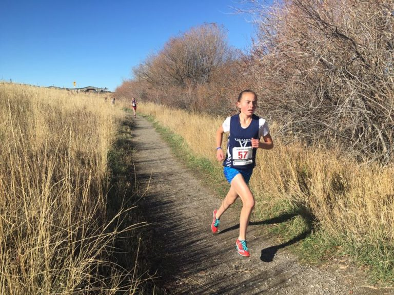 Helena Novas youth cross country and youth track and field